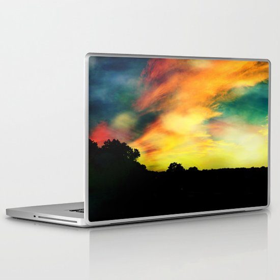 A Dreamscape Revisited Laptop & iPad Skin