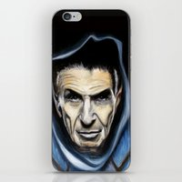 Spock iPhone & iPod Skin