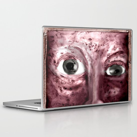 A tough Row to Hoe Laptop & iPad Skin