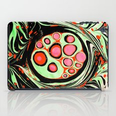 Psychedelic Circle iPad Case
