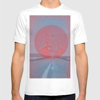 Neverending  Mens Fitted Tee White SMALL