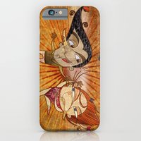 iPhone & iPod Case featuring Couple by José Luis Guerrero