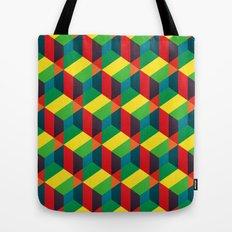 Construct (colour) Tote Bag