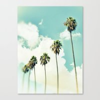 Paradise & Heaven Canvas Print