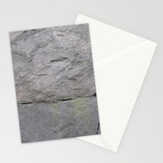 Getting stone walled Stationery Cards