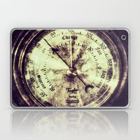 A Change In Weather  |  Antique Barometer Laptop & iPad Skin