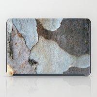 Peeling Bark Of A Eucalyptus Gum Tree iPad Case