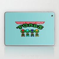 Teenage Mutant Ninja Toads Laptop & iPad Skin