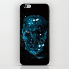 death star iPhone & iPod Skin