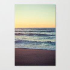 Lazy Winter Canvas Print