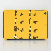 Please Pick Up After You… iPad Case