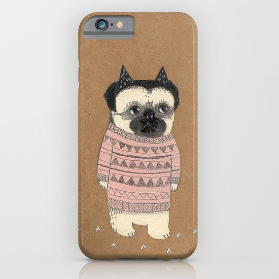 pug iPhone & iPod Case