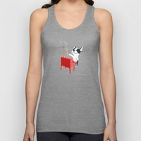 Boogie On Theremin Unisex Tank Top
