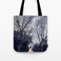 Uncomfortably Numb Tote Bag