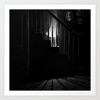 Drawlloween 2015: Ghost Art Print