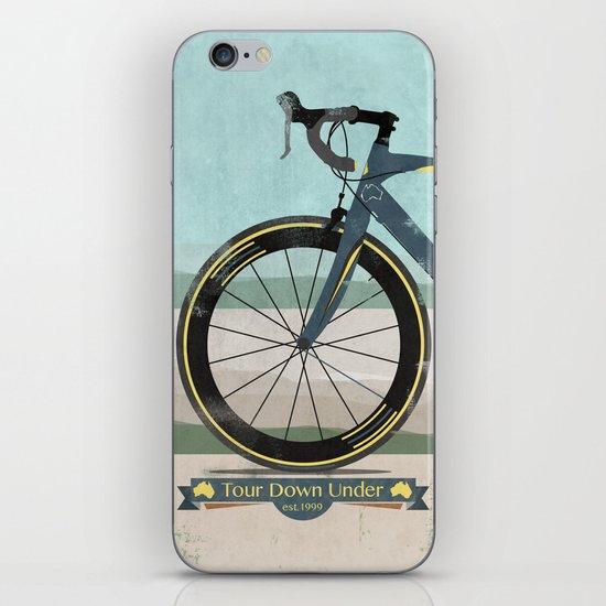 Tour Down Under Bike Race iPhone & iPod Skin