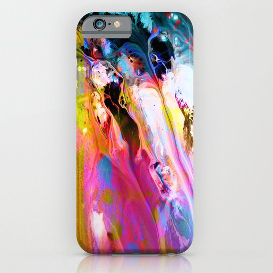 Self-Conscious Sparks iPhone & iPod Case