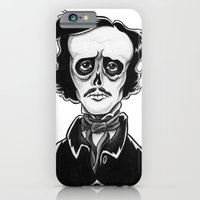 iPhone & iPod Case featuring Poe by Shawn Dubin