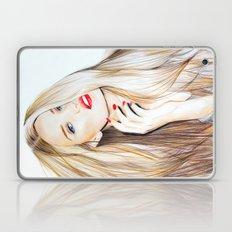 rosie huntington whiteley  Laptop & iPad Skin