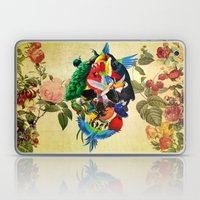 Avian skull Laptop & iPad Skin