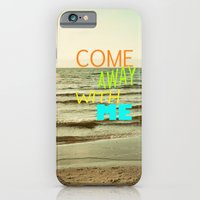 Come away with me iPhone 6 Slim Case