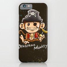 Dangerous Monkey! Slim Case iPhone 6s