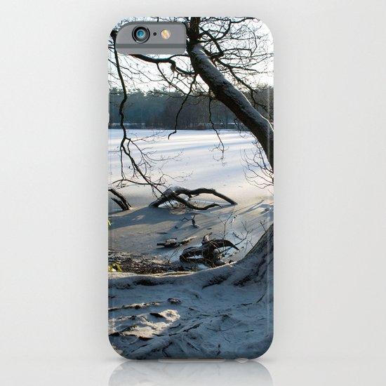 Winter sunshine iPhone & iPod Case