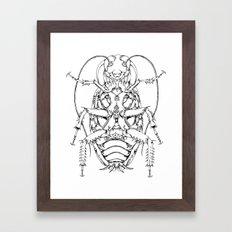 Roach Framed Art Print