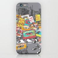 Digital Ruins Our Life iPhone 6 Slim Case
