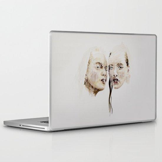 rain (autumn) Laptop & iPad Skin