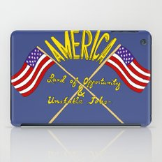 America iPad Case