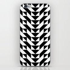Geometric Chevrons iPhone & iPod Skin