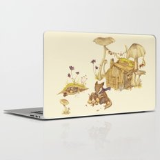 Harvey the Greedy Chipmunk Laptop & iPad Skin