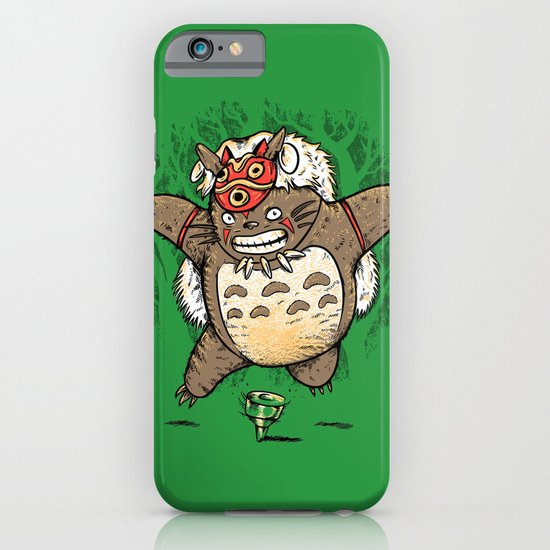 Totoroke iPhone & iPod Case