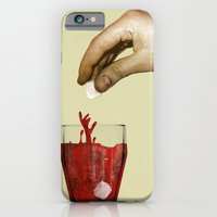 iPhone & iPod Case featuring Tea by gazonula