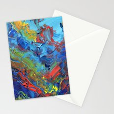 The Reef that Thrived on the Blood of Sailors Stationery Cards