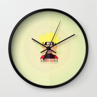 Uzumaki Naruto Wall Clock