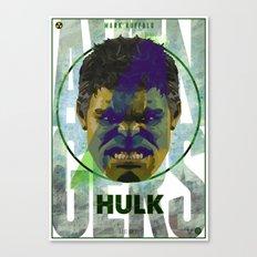 AVENGERS : HULK PRINT Canvas Print