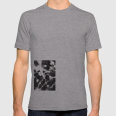 Photogram Mens Fitted Tee Athletic Grey SMALL