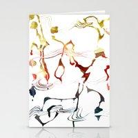 Jazzy Melody Stationery Cards