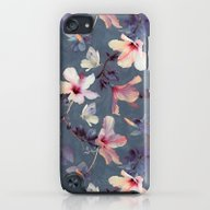 Butterflies And Hibiscus… iPod touch Slim Case