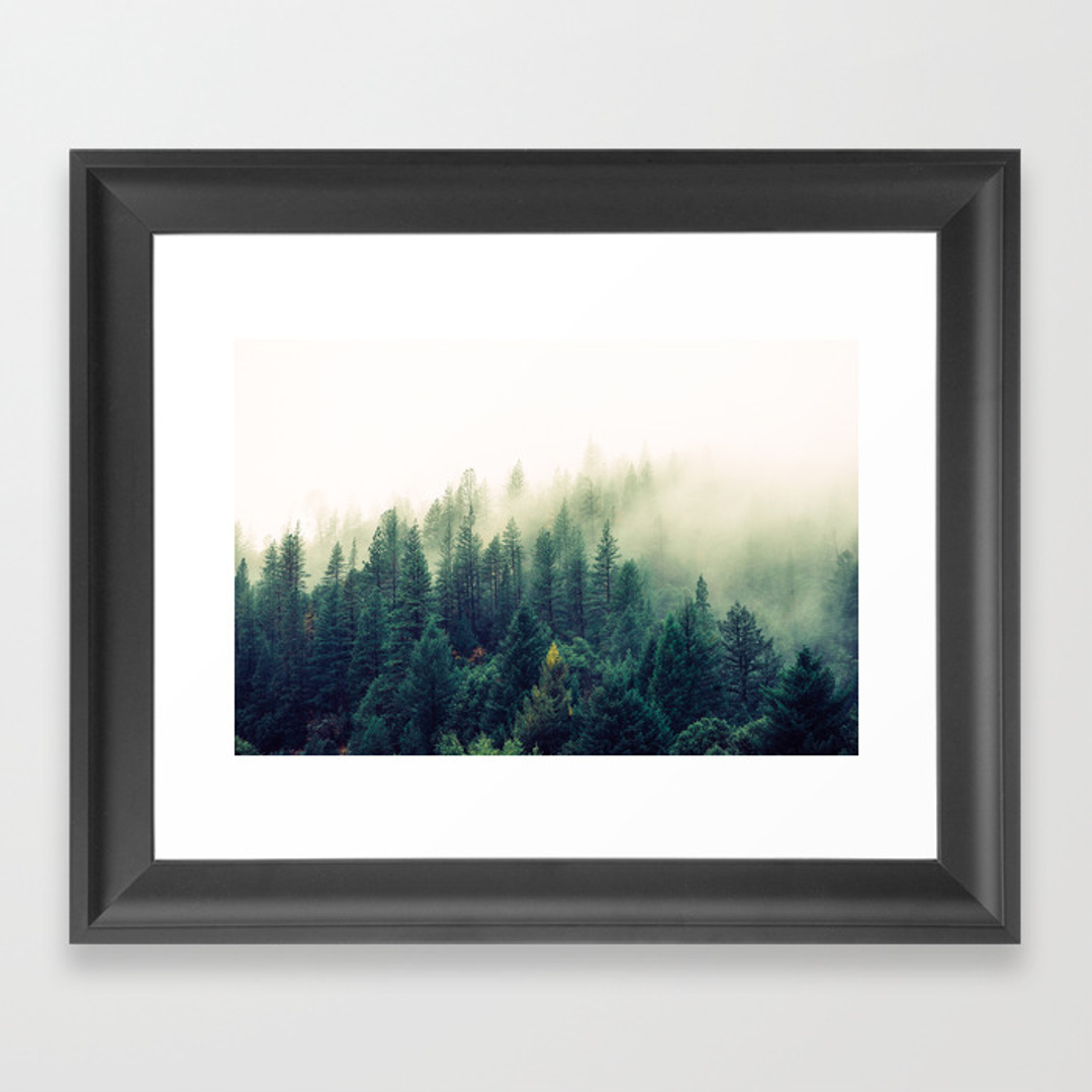 Photography Framed Art Prints Society6