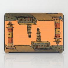 In Love with the Sea / Lighthouses Fuencaliente iPad Case