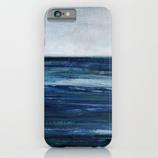 abstract seascape iPhone & iPod Case