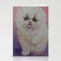 Himalayan Kitten Stationery Cards
