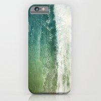 Vagues Jumelles iPhone 6 Slim Case