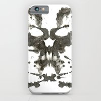 Inkblot Skull iPhone 6 Slim Case