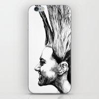 Laura Hawk iPhone & iPod Skin