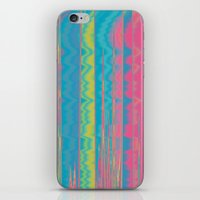 Crazy Colors.  iPhone & iPod Skin
