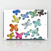 For A Friend: Butterflies iPad Case